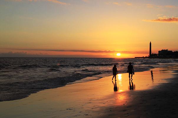 Sunset-Gran Canaria