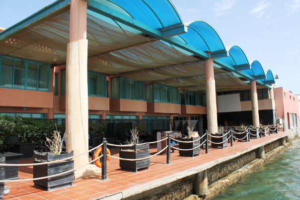 Bab Al Bahar hotel